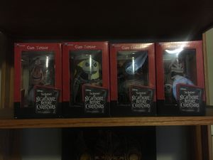 Nightmare before Christmas collectible glasses for Sale in Everett, WA