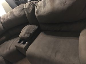 Recliner Sectional couch for Sale in DuPont, WA