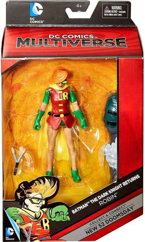 DC Batman: Dark Knight Returns Multiverse New 52 Doomsday Series Robin Action Figure for Sale in Philadelphia, PA