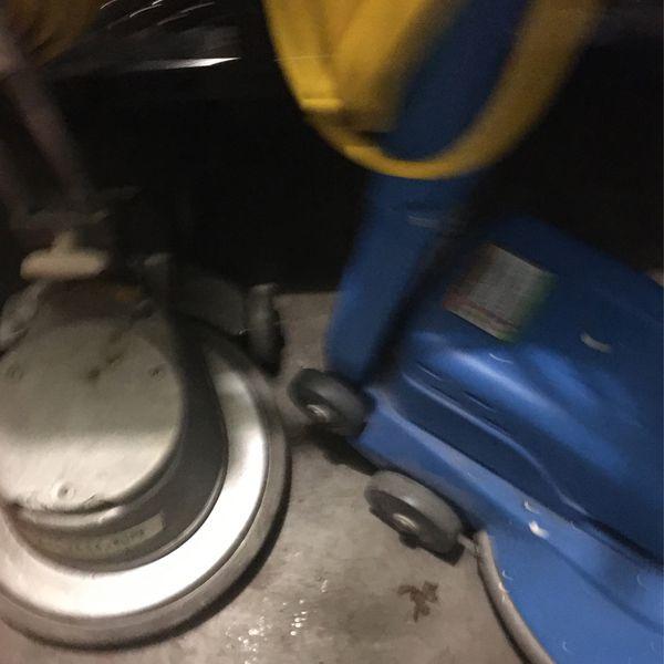 Floor Scrubber Cleaner