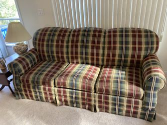 Sofa - Pull out - Queen Size Bed for Sale in New Hope,  PA
