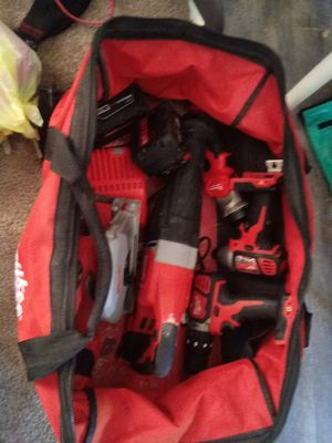 Milwaukee power tools for Sale in Gladwin, MI