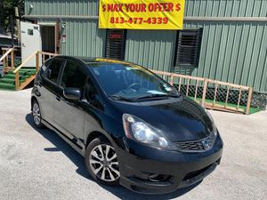 2013 Honda Fit for Sale in Plant City, FL