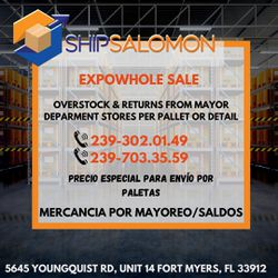 Wholesale/ Mayoreo/saldos for Sale in Fort Myers,  FL