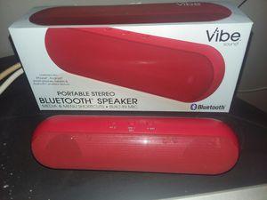 Brand new vibe Bluetooth speaker for Sale in Lakeland, FL