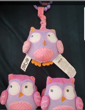 Baby girl car seat accessories for Sale in El Paso, TX