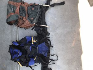 Hiking backpacks for Sale in Kingsburg, CA