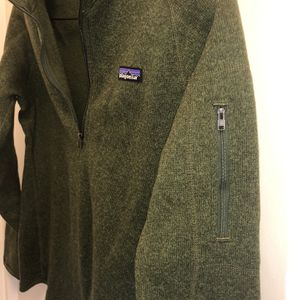 Patagonia Better Sweater Quarter Zip for Sale in Monroe, WA