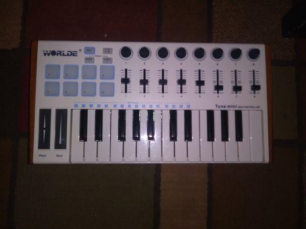 MIDI board