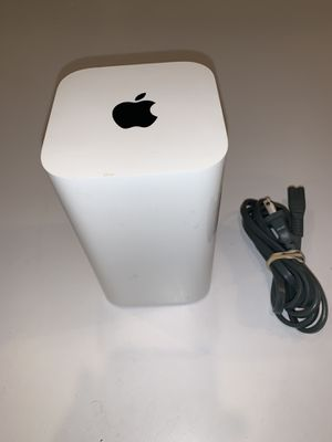 Apple AirPort Extreme Base Station A1521 6th Gen Dual Band 802.11ac Wifi Router for Sale in Oro Valley, AZ