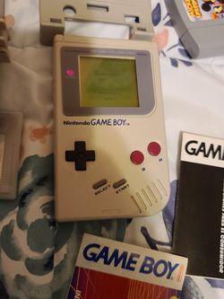 Nintendo Game Boy for Sale in Dinuba,  CA