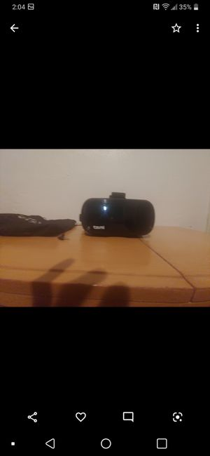 Tzumi dream vision vr headset for Sale in Binghamton, NY
