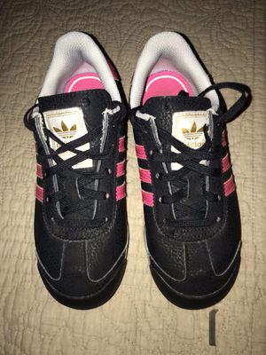 Girls adidas shoes for Sale in San Antonio, TX