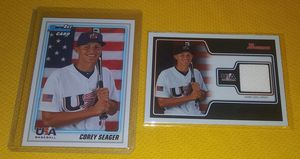 Los Angeles Dodgers Corey Seager Rookie Cards for Sale in Joliet, IL