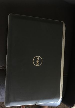 Gray Dell latitude E6430 refurbished laptop for Sale in Mansfield, TX