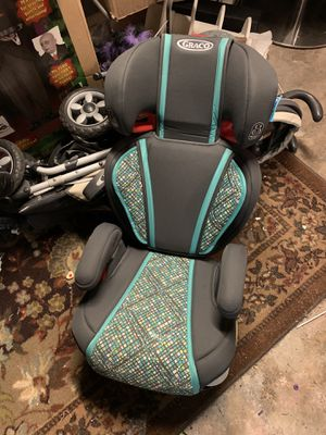 Graco booster seat for Sale in Newark, NJ