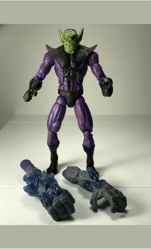 Marvel Legends Alien Armies Skrull Soldier Collectible Action Figure Toy from the Skrull & Kree 2 Pack for Sale in Chicago, IL