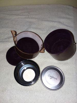 FUJICA CAMERA LENS TELE- ATTACHMENT 7.5 cm for Sale in Snohomish, WA