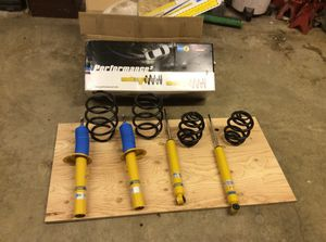 E46 Bmw shocks and springs for Sale in Wenatchee, WA