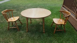 Table and Chairs for Sale in Galloway, OH
