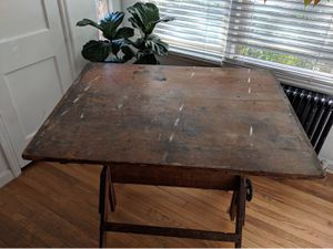 Antique draftsman table for Sale in Portland, OR