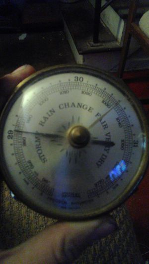 Huger precision barometer for Sale in Columbus, OH