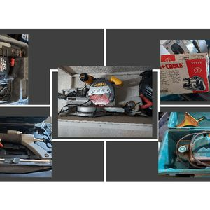Power Tool Collection (Wood shop) for Sale in Henderson, NV