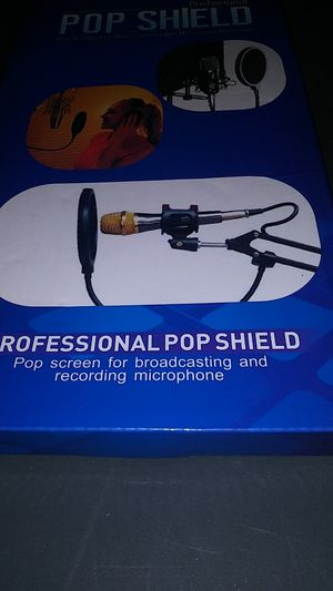 Microphone screen for Sale in Stanton, CA