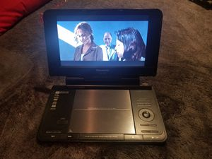9 in PANASONIC portable DVD player for Sale in South El Monte, CA