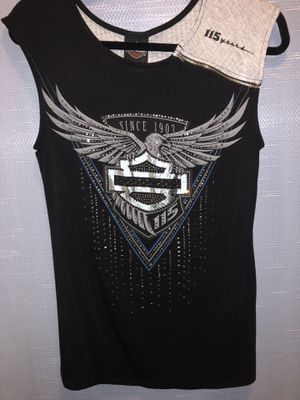 Harley Davidson woman's Blouse. for Sale in Azusa, CA