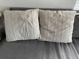 Couch pillows for Sale in Arlington, TX
