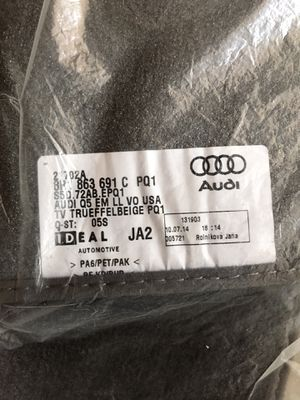 Brand New Genuine OEM Audi Q5 Floor Mats for Sale in Houston, TX
