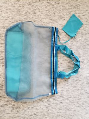 Sheer Blue Beach Tote Bag Extra Large for Sale in Chandler, AZ
