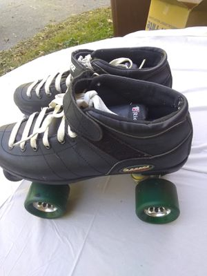 Riedell Carrera Speed Skates Size 10 for Sale in Lexington, KY