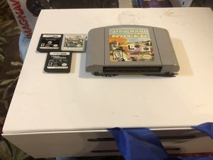 Star Wars Nintendo 64 & 1 -3DS, 2 DS Games for Sale in Washington, DC