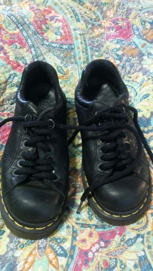 Doc Marten shoes. Sz 5 for Sale in Dallas, TX