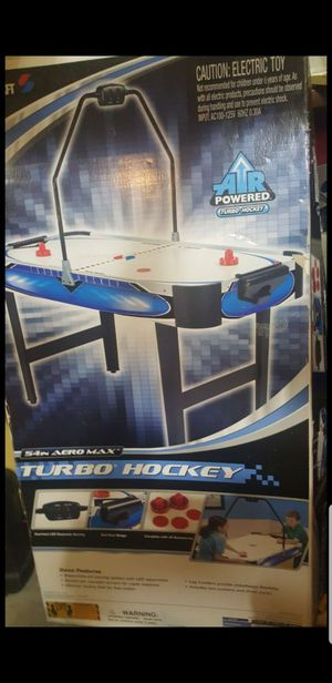 Air hockey table for Sale in Seattle, WA