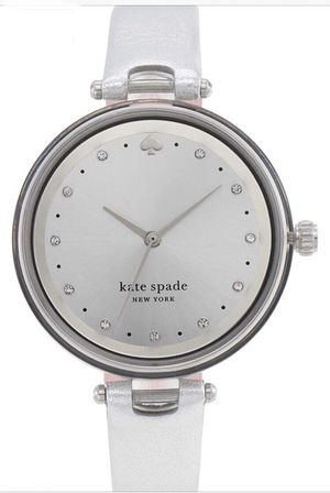 NWT KATE SPADE HOLLAND WATCH IN SILVER for Sale in Woodbridge, VA