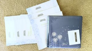 ATTENTION SCRAPBOOKERS! Creative Memories album cover + 3pkg pages and page covers for Sale in Marietta, GA