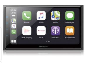 """Pioneer DMH-W4660NEX 6.8"""" Flagship In-Dash Multimedia Receiver with WVGA Capacitive Touchscreen Display, Bluetooth, Amazon Alexa, Apple CarPlay, And for Sale in San Diego, CA"""
