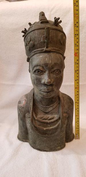 African Benin statue for Sale in Fairfax, VA