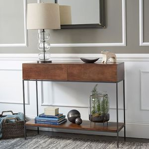 West Elm Industrial Console Table Credenza for Sale in Edison, NJ