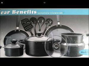 Nonstick cookware set for Sale in Alexandria, VA