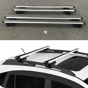 """(NEW) 2 Sizes: (48"""" for $40), (55"""" for $45) Universal Car Cross Bar Top Luggage Roof Rack Cargo Carrier for Sale in South El Monte, CA"""