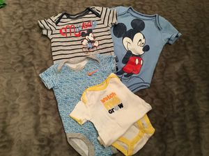 4 Boys/Girls Romps,Bodysuits for 3 - 6 months !!! for Sale in Los Angeles, CA