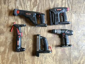 Craftsman 19.2 Power Tool Set for Sale in Williamstown, NJ