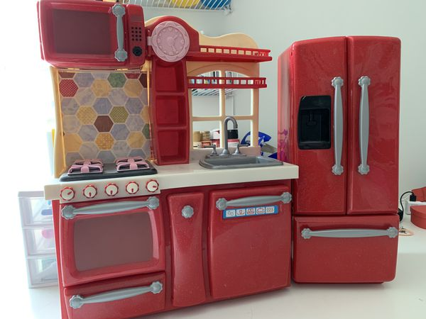 Our generation 18' doll full kitchen set