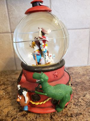 Disney's Toy Story snow globe rare for Sale in Warwick, RI
