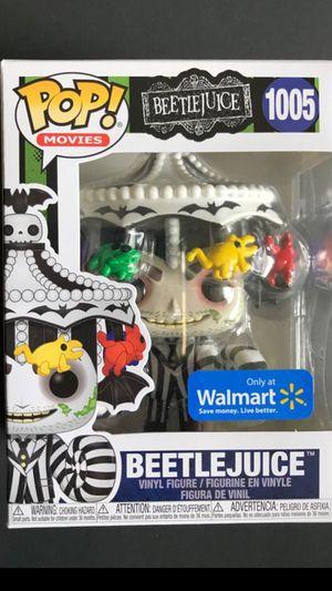 Beetlejuice funko pop for Sale in Huntington Beach, CA