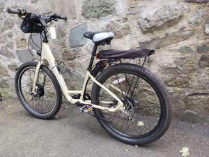 Ebike electric bike BostonEbikes announces brand new KHS Step Thru EBike ==2 for Sale in Brookline, MA
